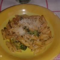 Pasta con Broccoletti