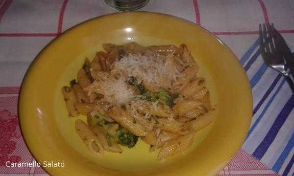 Mescolare bene, mantecare con parmigiano e servire immediatamente.