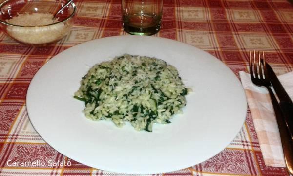 Mantecate con parmigiano e servite