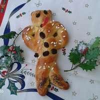 Krampus di pane