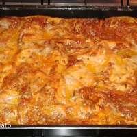 Pasticcio (Lasagne al forno)