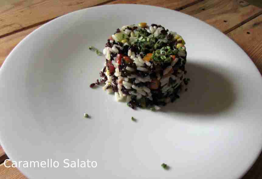 Insalata di riso night and day