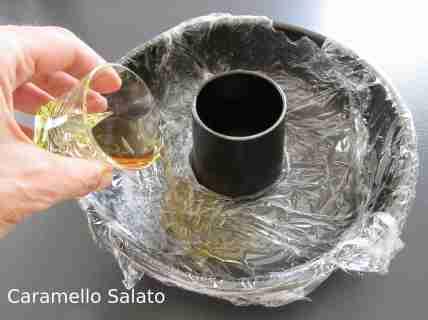 Semifreddo al caffè e meringa