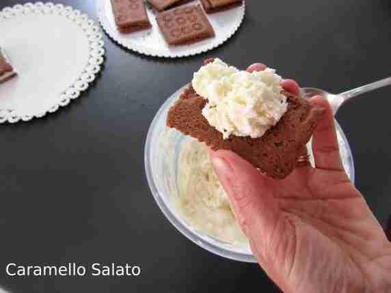 Ricetta gelato biscotto