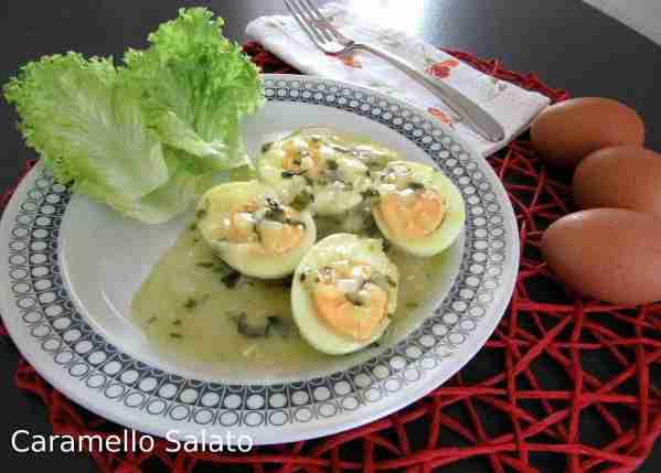 Ricetta uova in funghetto