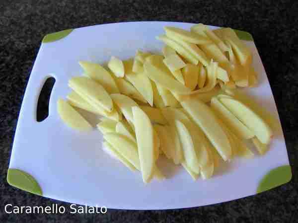Ricetta patate fritte a mezzaluna