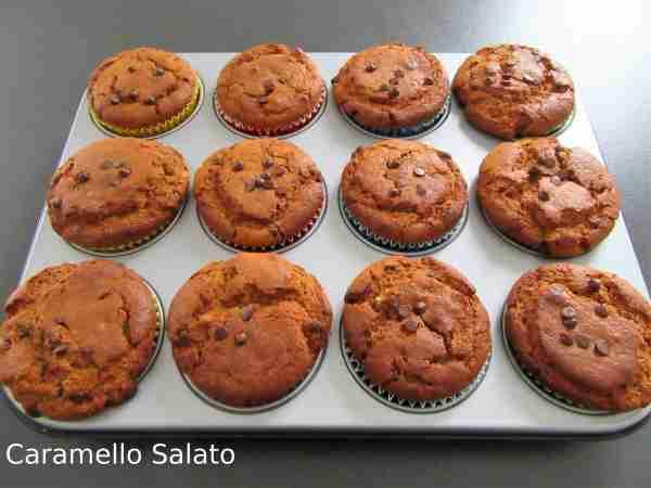 Ricetta Muffin vegan alla zucca