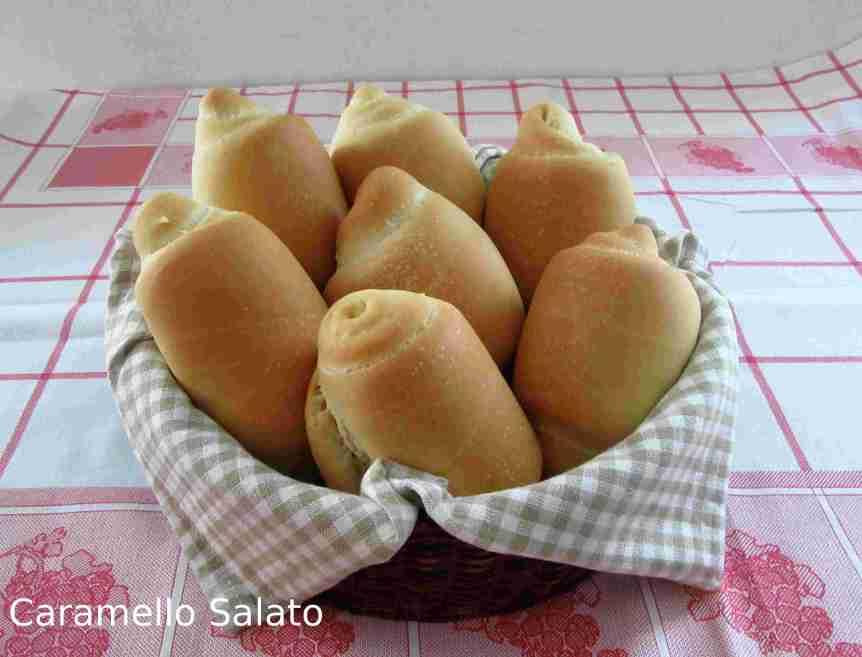 Ricetta panini al grano duro