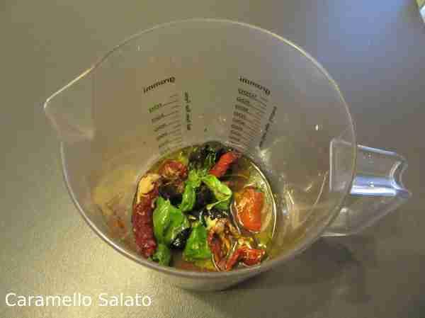 Ricetta salsa tapenade al pomodoro