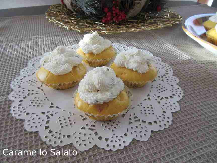 Ricetta Muffin al salmone