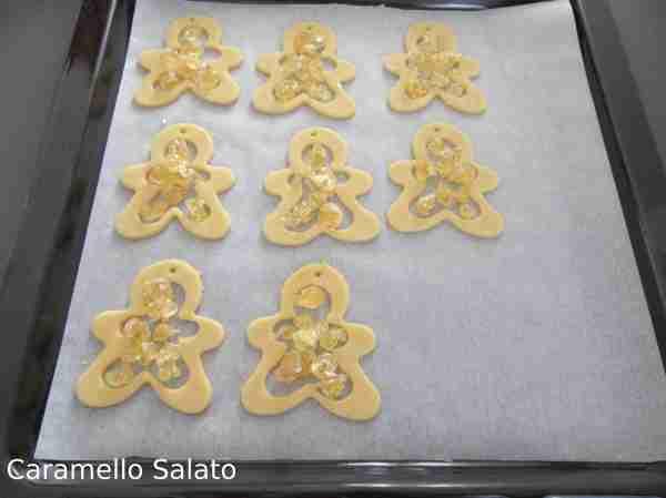 Ricetta biscotti di vetro