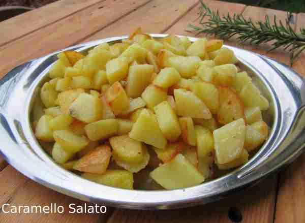 Ricetta patate in padella