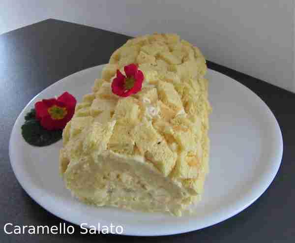 Ricetta Rotolo mimosa