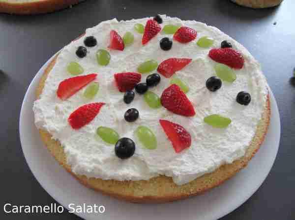 Ricetta Naked Cake