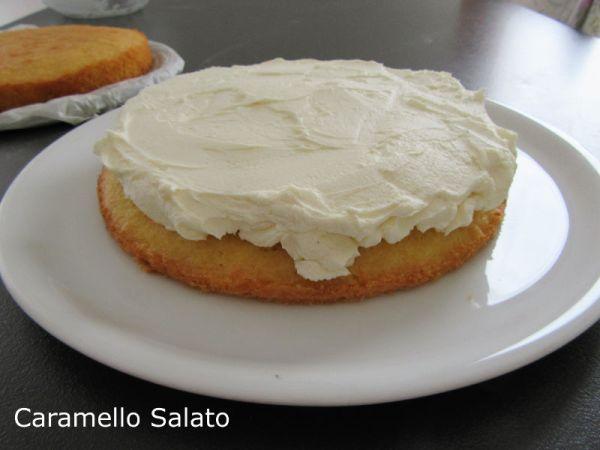Ricetta Victoria Sponge o Victoria Sandwich