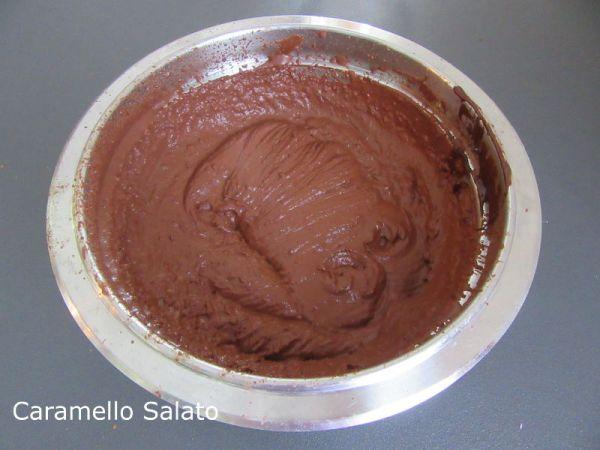 Mousse al cioccolato all'acqua ricetta