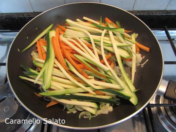 Gnocchi di riso cinesi ricetta