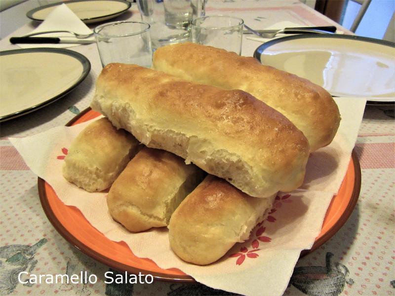 Panino hot dog ricetta