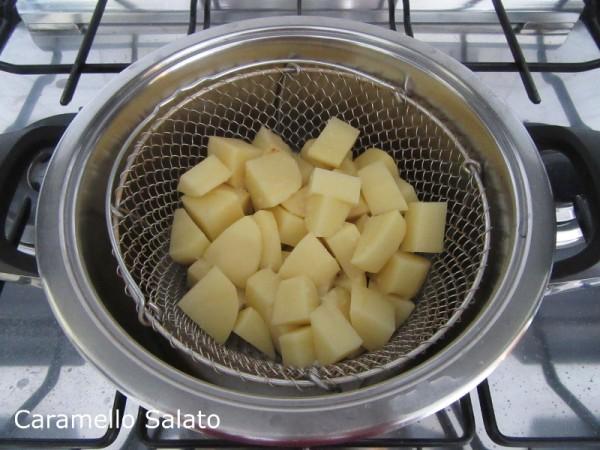 Polpettone tonno e patate ricetta
