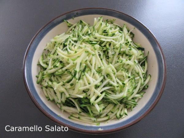 Frittata di zucchine ricetta
