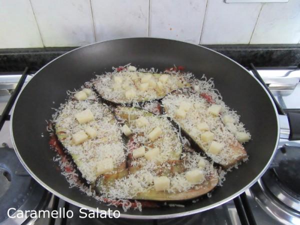 Parmigiana di melanzane in padella ricetta