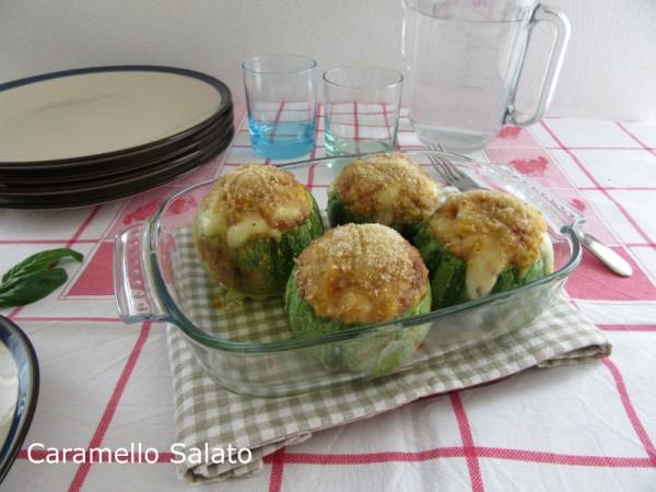 Zucchine ripiene ricetta