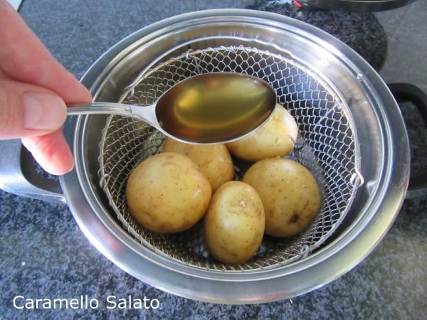 Insalata di wurstel e patate ricetta