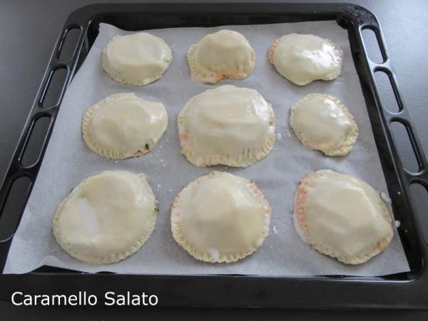 Parmigiana in pasta sfoglia ricetta