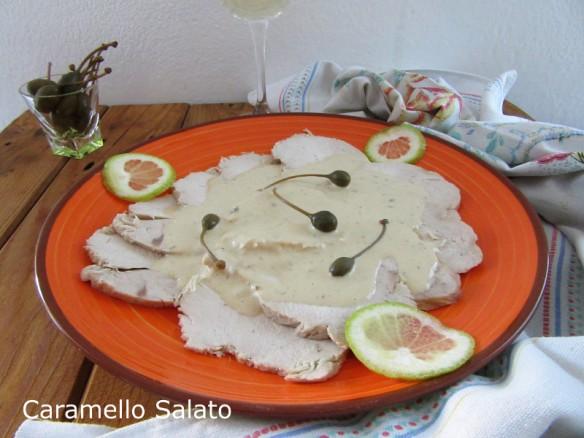 Ricetta Vitello Tonnato Accademia Montersino.Salsa Tonnata Montersino Caramello Salato