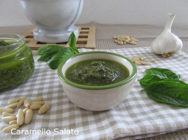 Pesto alla genovese ricetta
