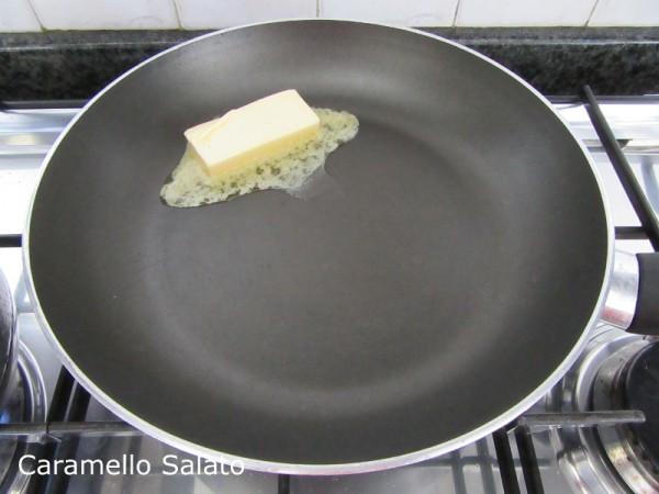 Tagliatelle al crudo e limone ricetta