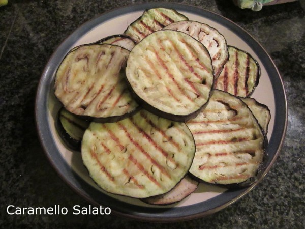 Melanzane grigliate ricetta