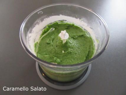 Spatzle agli spinaci ricetta