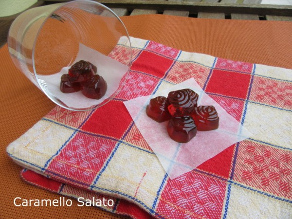 Caramelle miele e limone ricetta