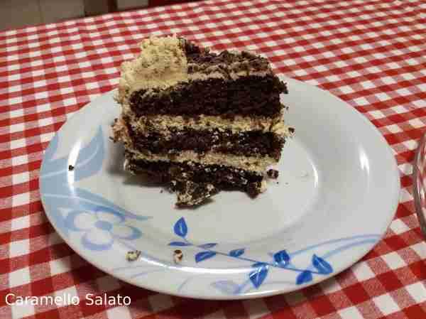 Ricetta Torta Moka
