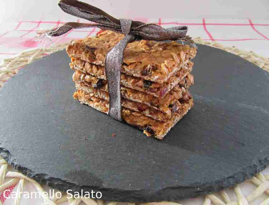 Barrette cioccolato bianco emirtilli