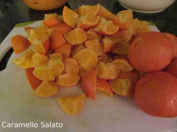 Ricetta Marmellata di mandarini e spezie