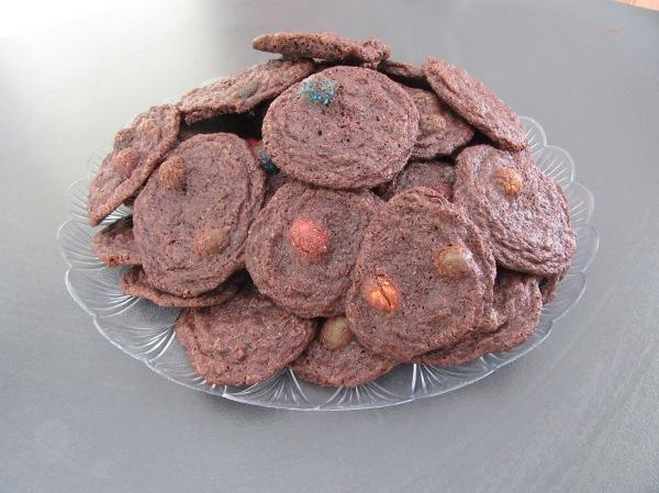 cookies-al-cacao-ricetta