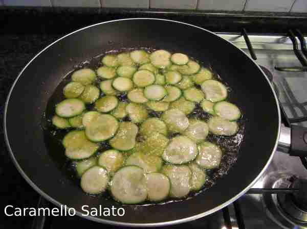 Ricetta zucchine alla scapece