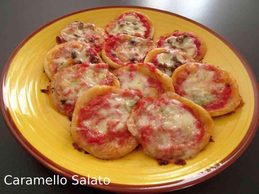 Pizzette di pastasfoglia