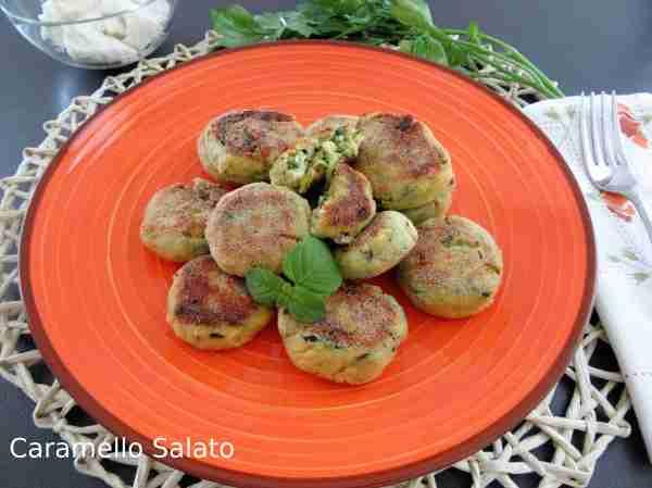 Ricetta polpette di zucchine