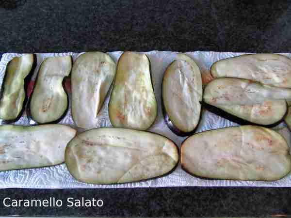 Ricetta parmigiana di melanzane
