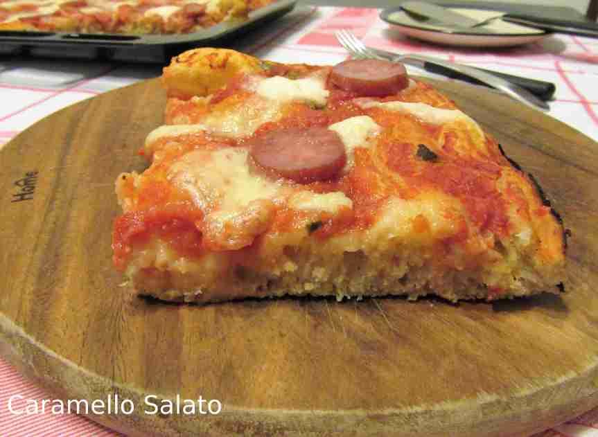 Ricetta Pizza Bonci