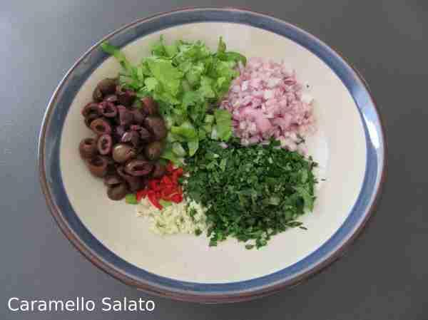 Ricetta insalata di polpo