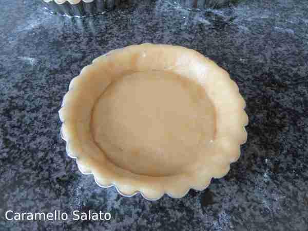 Ricetta crostatine con crema pasticcera e fichi