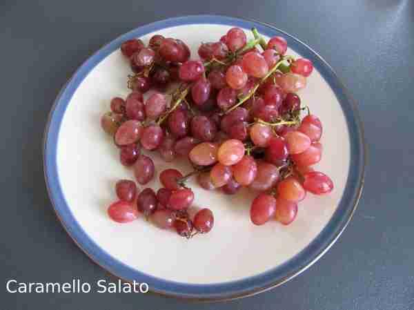 Ricetta Clafoutis all'uva