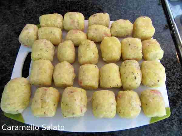 Ricetta patate ripiene di wurstel