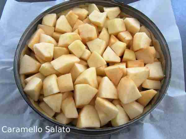 Ricetta torta di mele e frolla