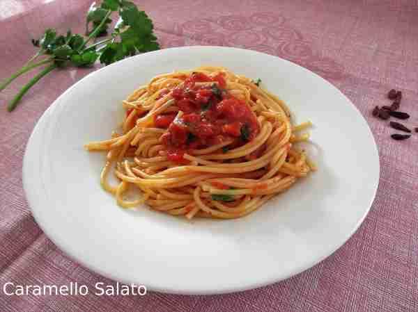 Ricette spaghetti all'arrabbiata