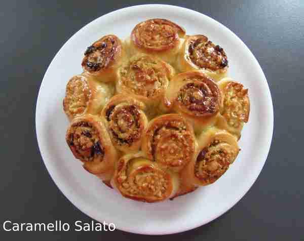 Ricetta Torta delle rose con doppio ripieno